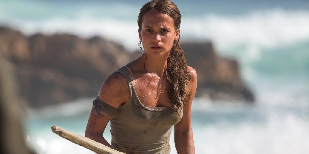 Tomb Raider Alicia Vikander Shines In A Meh Movie The