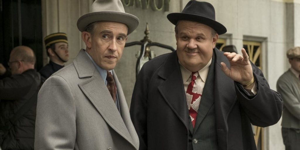 Steve Coogan and John C. Reilly in<em>Stan