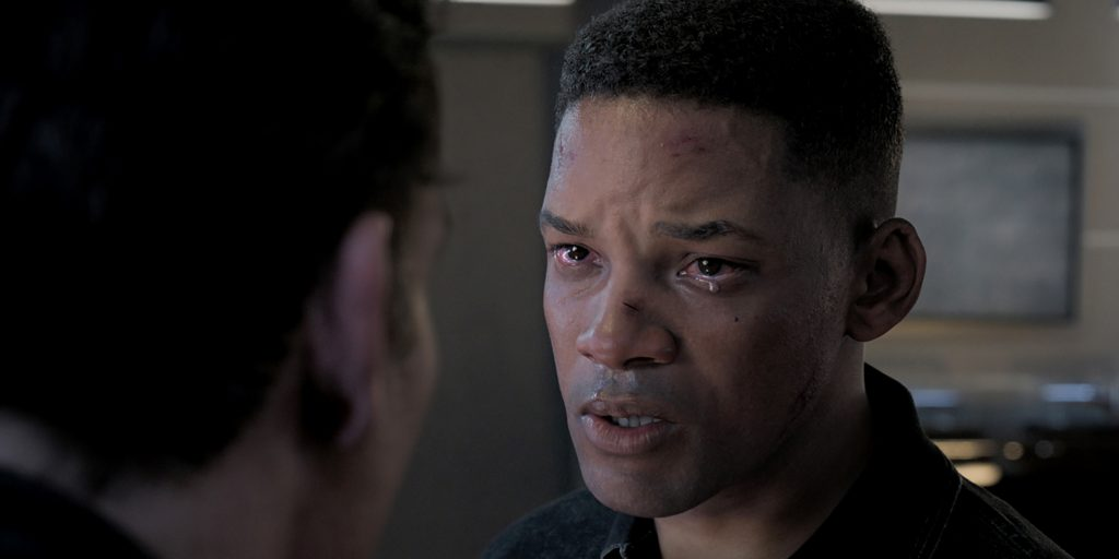 "Will Smith as ""Junior"" in Gemini Man from Paramount Pictures, Skydance and Jerry Bruckheimer Films."